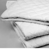Diamonds Enveloped Quilted Pillow Protector