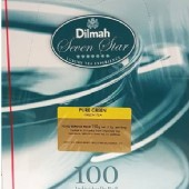 Dilmah Pure Green Flavoured EnvelopeTea bags 100 / Box