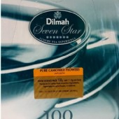 Dilmah Camomile Flowers Flavoured Envelope Tea bags 100 / Box