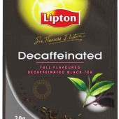 Lipton STL Decaffeinated Envelope  tea bags 25's / Box