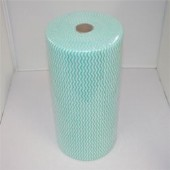 Wave Grain Roll Wipes 120/roll - Green