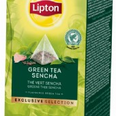 Lipton Pyramid Green Tea Bags 30's / Box