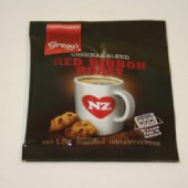 Gregg's Red Ribbon Roast Instant Coffee  250 Sachets / Carton