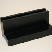 Wooden Amenity Display Stand