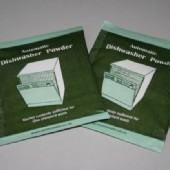 ROOMMASTER Dishwasher Powder Sachets 150