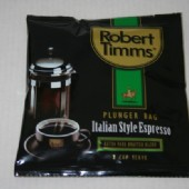Robert Timms Italian Style Espresso Plunger Bags 50