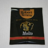 Robert Timms Molto Granulated Instant Coffee Sachets 1000