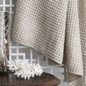 Private Collection Langley Linen Throw